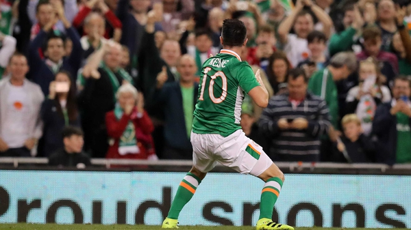 Robbie Keane has been training with Shamrock Rovers