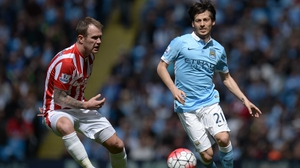 Whelan is hoping for a positive result against Manchester City
