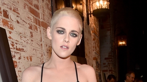 Kristen Stewart showed-off dramatic new look at the premiere of Personal Shopper