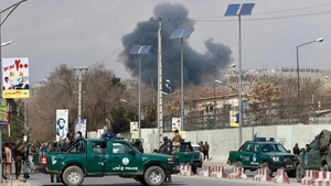 Afghan President Ashraf Ghani said the attack 'trampled on all human values'
