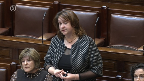 Anne Rabbitte said that Minister Katherine Zappone must now move to reassure parents
