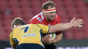 Schalk van der Merwe will join Ulster in the summer