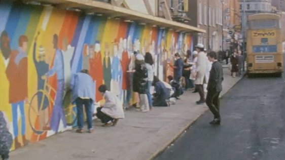 Mural Parnell Square (1982)