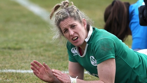 Alison Miller returns to the Ireland team after missing the win over France on 7s duty