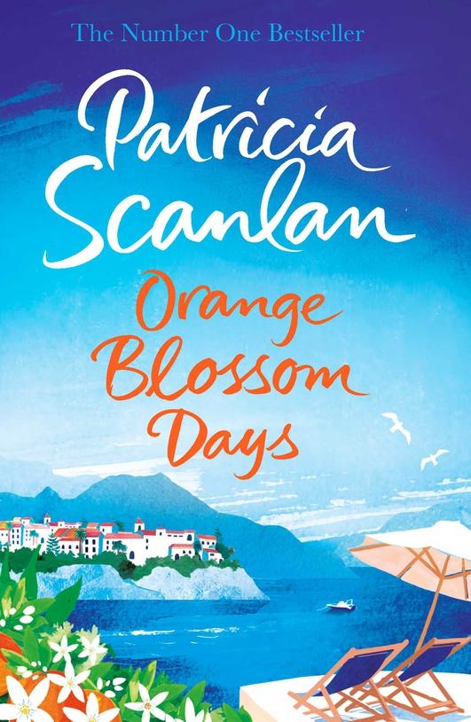 """Orange Blossom Days"" by Patricia Scanlan"