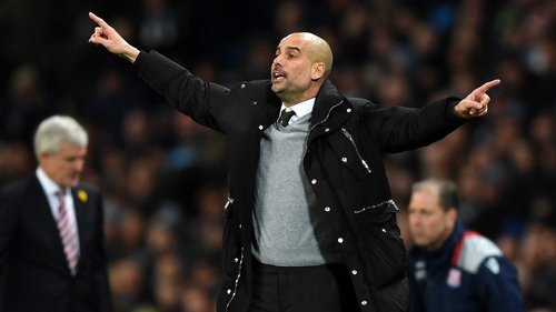 """Pep Guardiola: """"We have to analyse."""""""