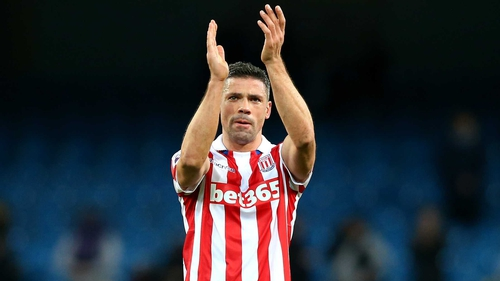 Jon Walters is contracted to Stoke City until 2018