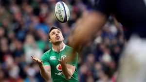 Tommy Bowe is back in the match-day squad after missing the wins over Italy and France