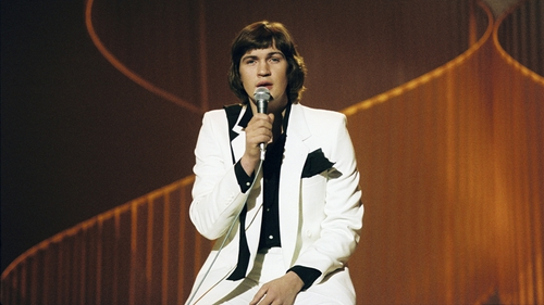 Johnny Logan in 1980