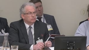 HSE Director General Tony O'Brien appeared before the Public Accounts' Committee