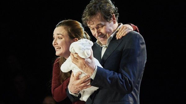 Stephen Rea in David Ireland's play Cypress Ave, winner of Best New Play and Best Actor at this year's Irish Theatre Awards.