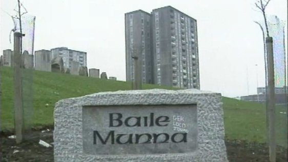 Plans To Demolish Ballymun Flats