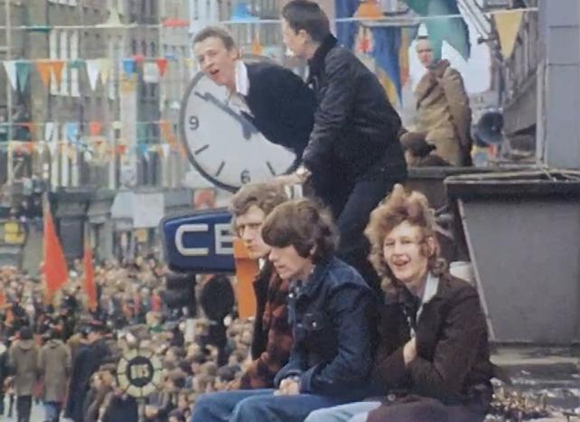 Limerick St Patrick's Day Parade