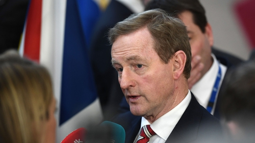Taoiseach to announce leadership plans once Brexit guidelines agreed