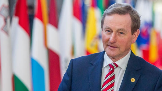 Kenny to discuss Brexit with Dutch and Danish leaders