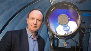 Prof Gallagher is already involved in the Solar Orbiter mission which is launching in two years time.