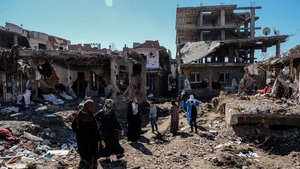 Residents of Cizre described the devastation of neighbourhoods as 'apocalyptic'