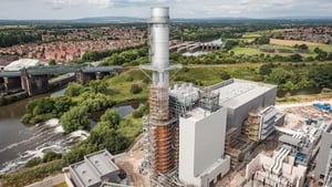 In 2016 the ESB commissioned the Carrington plant, a combined cycle gas turbine near Manchester in the UK
