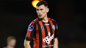 Dinny Corcoran's strike was the difference between Bohs and Limerick