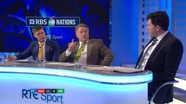 Ronan O'Gara, Eddie O'Sullivan & Shane Horgan on why Ireland lost