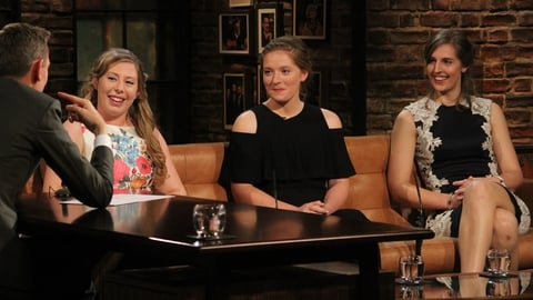 The Late Late Show: Farming Women