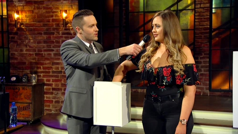 The Late Late Show: Keith Barry