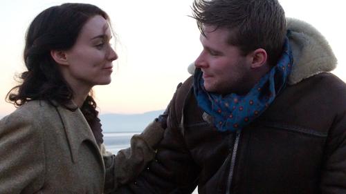 Star-crossed lovers: Rooney Mara as Rose and Jack Reynor as Michael in The Secret Scripture.