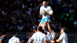 Sergio Parisse continues to thrive in Italian colours