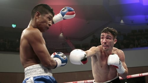 """""""It was a good fight. I was silly at times, good at times,"""" said Jamie Conlan"""