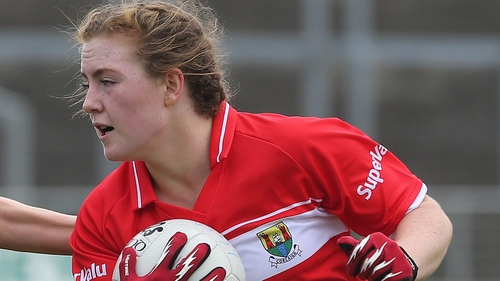 Libby Coppinger was among the goals for UCC