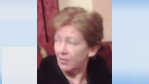 Eileen Roche was last seen at her home on St Mary's Avenue, Monasterevin, on Thursday