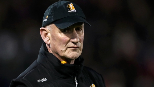 Brian Cody: 'If it's championship it can't be dilute.'