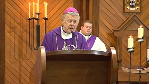 Archbishop Michael Neary said Christians are 'morally obliged to welcome the stranger'