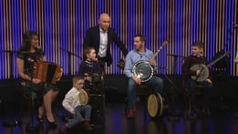 The Ray D'Arcy Show Extras: The Durcan Family
