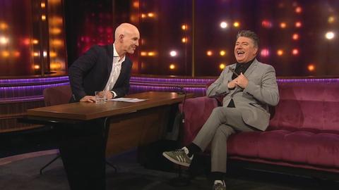 The Ray D'Arcy Show Extras: Pat Shortt