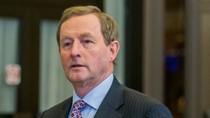 Enda Kenny had been expected to address the issue of his leadership of Fine Gael at a party meeting next Wednesday