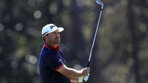 Graeme McDowell and Seamus Power are both 13 shots off the lead