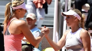 Caroline Wozniacki would prefer if Maria Sharapova didn't play in Stuttgart