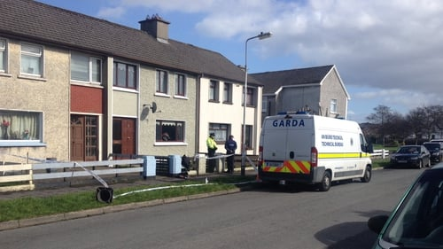 A man has been arrested and is being held at Galway Garda Station