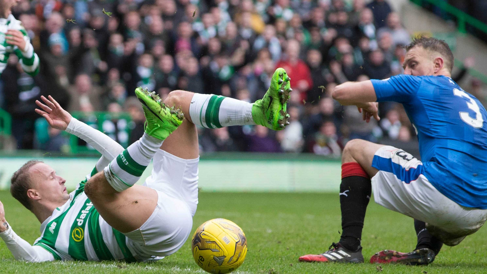 Celtic boss Rodgers laments late penalty decision