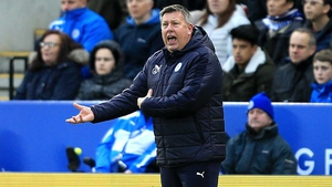 Craig Shakespeare will steer Leicester until May at least