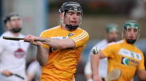Ciaran Clarke was among the goals for Antrim