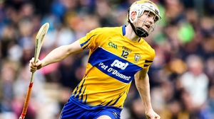 Aaron Cunningham will lead the line for Clare