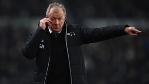 McClaren has been axed by Derby for the second time