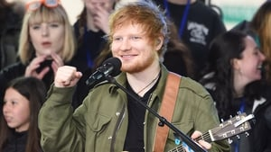 Ed Sheeran isn't hanging up his guitar just yet