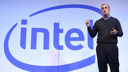 Intel Chief Executive Brian Krzanich said the firm expects to close the Mobileye purchase in the current quarter