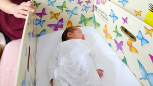 Baby Boxes Aim To Prevent Sudden Infant Death Syndrome