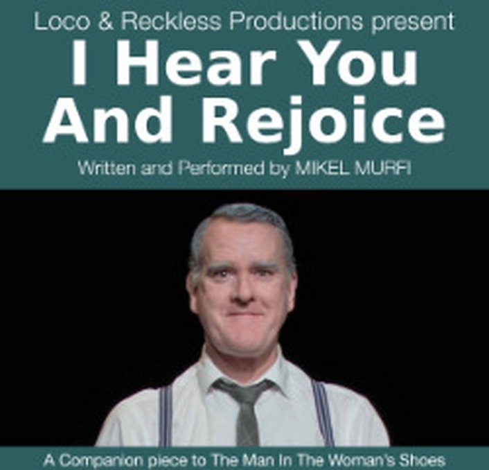 """I Hear You And Rejoice"", written and performed by Mikel Murfi"