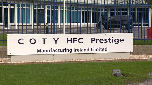 The plant at Nenagh was formerly the P&G plant