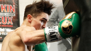 Michael Conlan is out to cap off a great year
